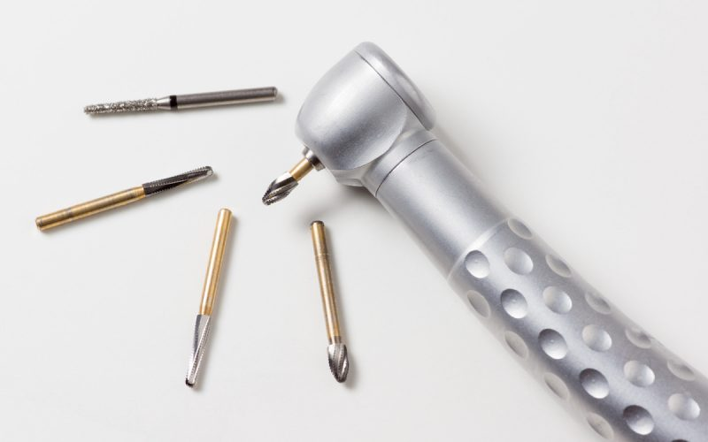 How a Dental Drill Helps During Cleanings