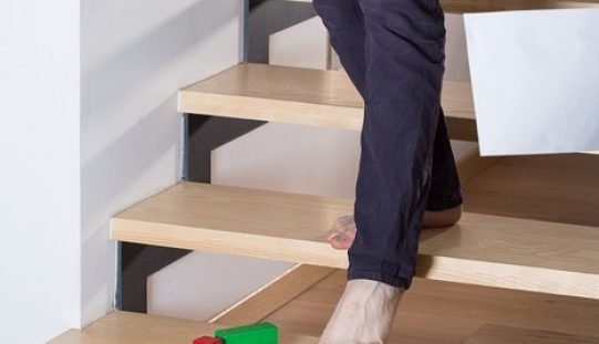 How To Prevent Injury at Home