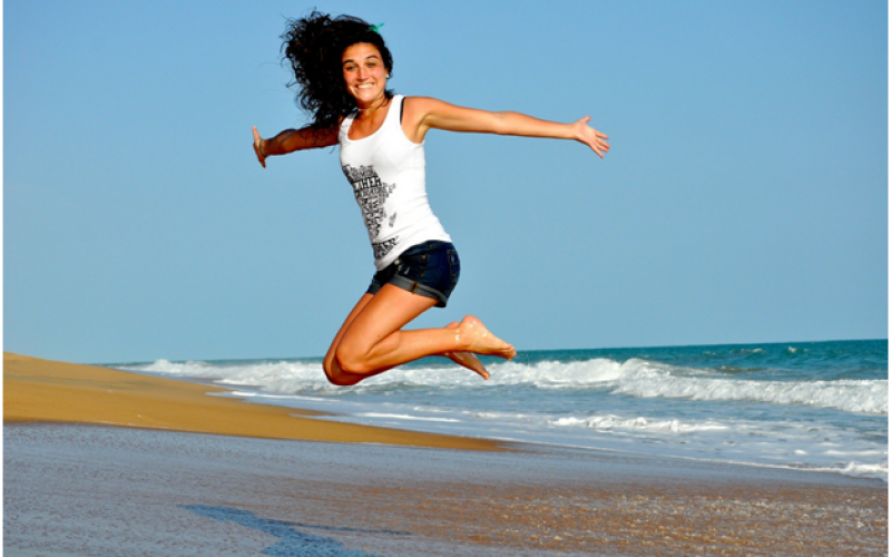 5 WAYS TO LIVE HEALTHIER EVERY SINGLE DAY
