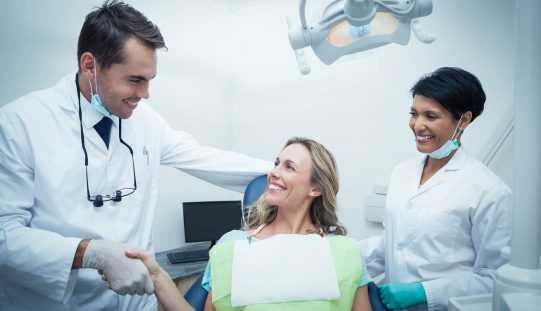 Cosmetic Treatments From Your General Dentist